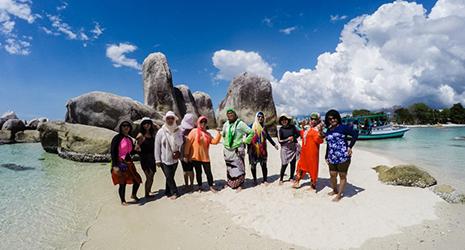 Belitung Tour