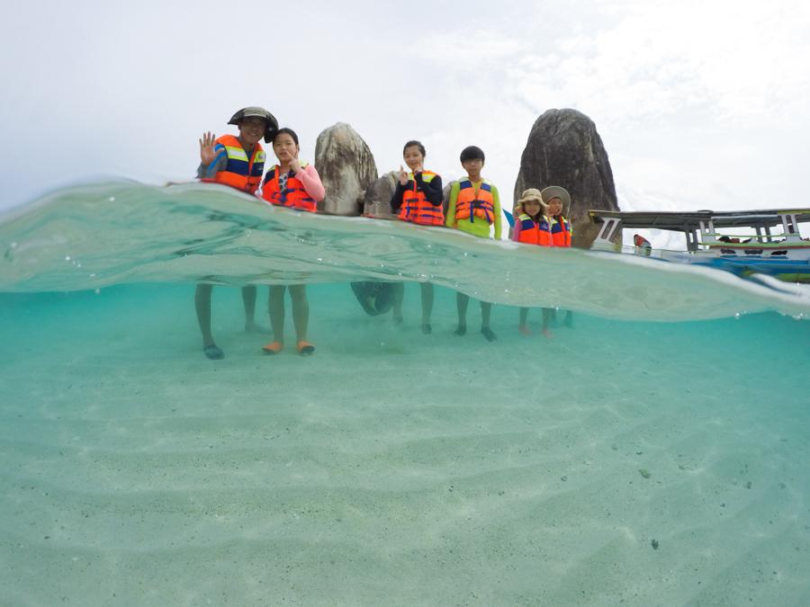 Paket Tour Keluarga Belitung 4D3N