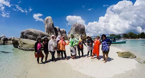 Paket Promo Belitung 3D2N